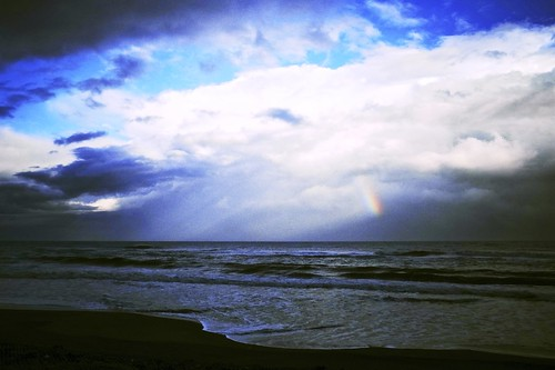 Rainbow on the Ocean | by bjimmy934