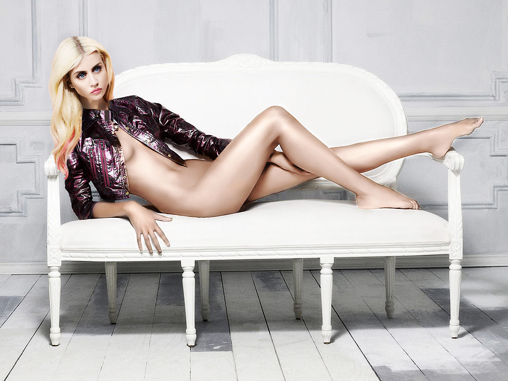 Next topmodel nude