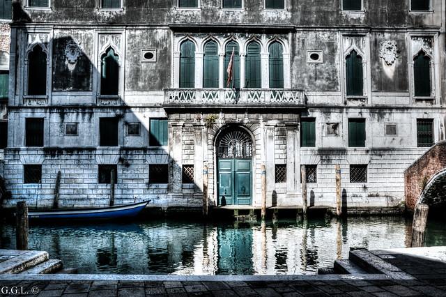 San Polo 2346. Venezia. Le Prime Riflessioni in HDR.