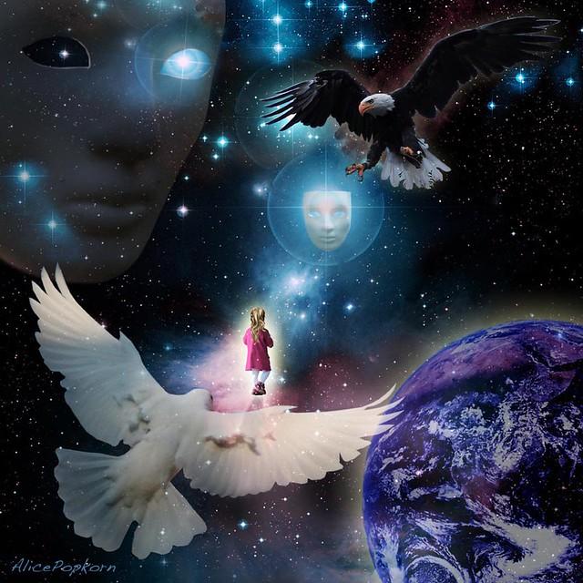 born into this universe