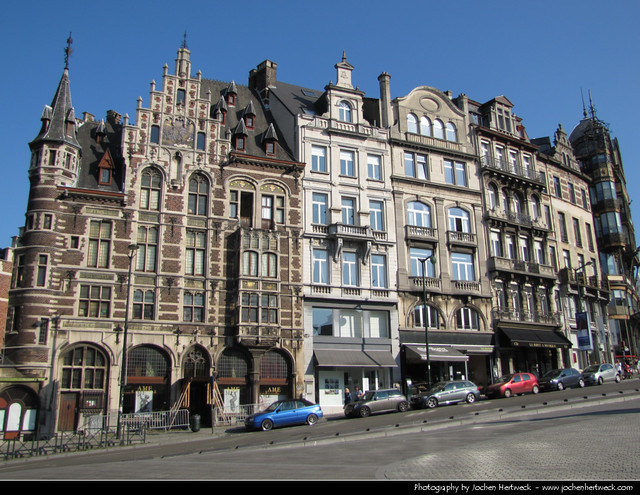 Coudenberg, Brussels, Belgium