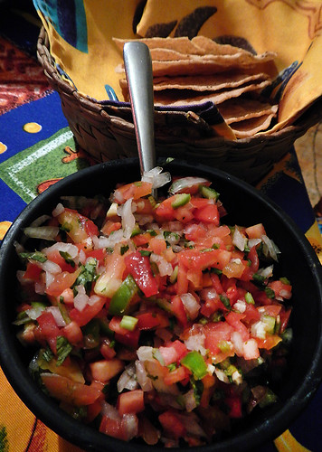 Salsa Cruda in Mexico
