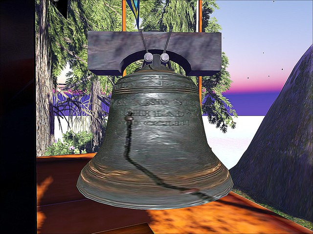 The Path To Freedom -For Whom This Bell Has Tolled