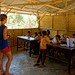 Výuka angličtiny na Lomboku v Indonésii, foto: archiv Bohunky Kosové