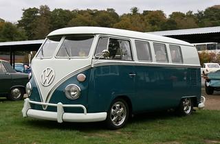 1965 Volkswagen Type 2 | by davocano