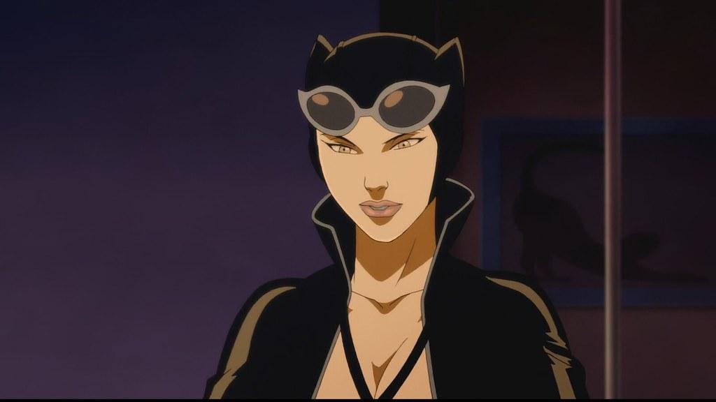 DC Showcase: Catwoman Sub Latino por Mega