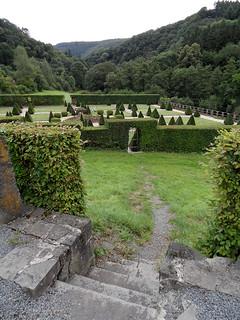 Schloss Bürresheim - Barockgarten
