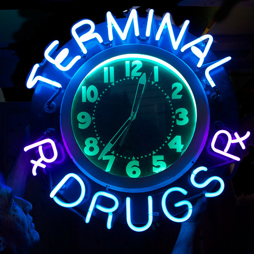 Terminal Drugs | by David Gallagher