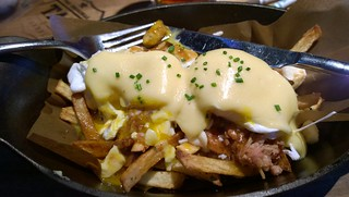 Poutine benny | by Ruth and Dave