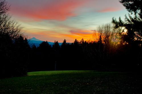 park colors grass sunrise portland crest council