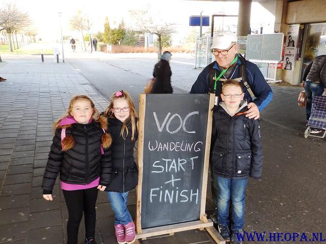 2015-01-17  VOC Wandeltocht Almere  16.5 Km   (43)