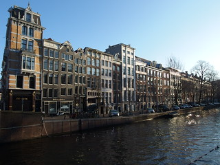 Canal @ Amsterdam