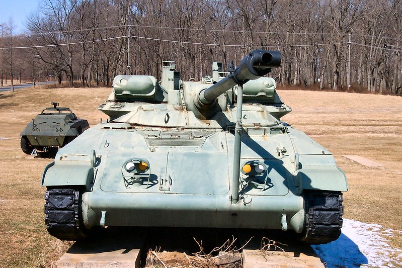 T-92 Light Tank 1