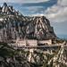 Spain - Santa Maria de Montserrat by Rafael Zenon Wagner