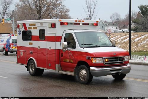 AFD Ford Ambulance | by Seluryar