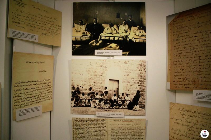 """Exposition """"Le Liban & La Guerre"""""""