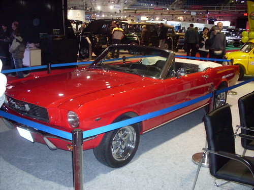 Ford Mustang Cabrio - Mobilitás | by Az online magazin