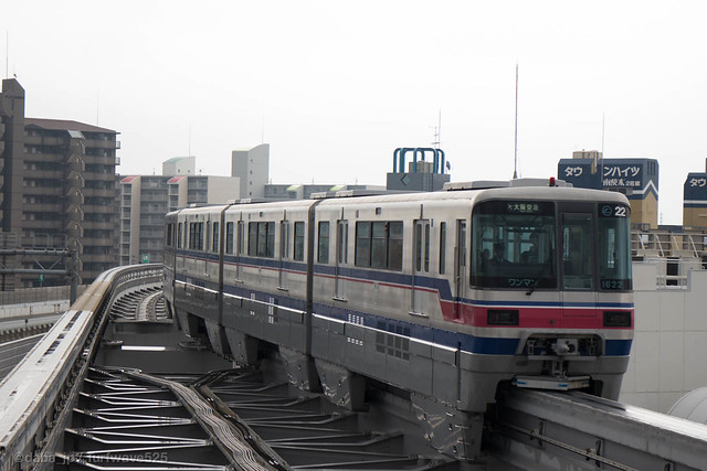 20141129 大阪モノレール1000系