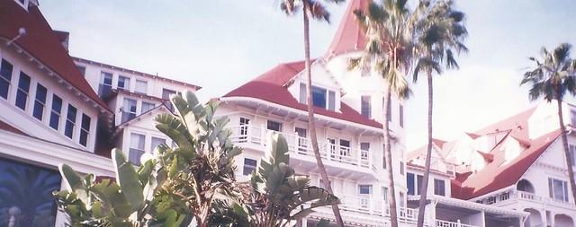 Hotel del Coronado/Coronado Hotel,  Coronado Island, San Diego, California, USA - www.meEncantaViajar.com