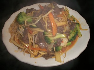 B25 Beef Lo Mein | by Golden Gate Chinese Restaurant