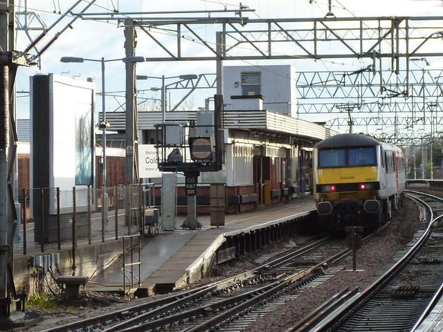 Norwich Train