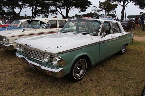 1962 Ford Fb Fairlane 500 Sedan