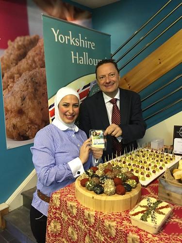 Yorkshire Dama Cheese | by Jason McCartney MP