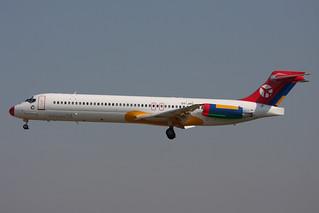 OY-JRU. MD-87. DAT. BCN.