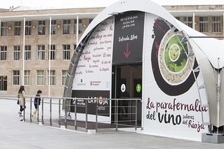 """Presentación exposición """"La Parafernalia del Vino"""" 31-05-2016"""