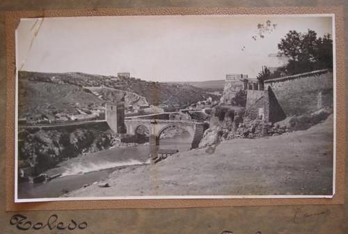 Foto desde roca tarpeya por Carlos Perez de Rozas, exposicion 1928 R. Comas | by eduardoasb