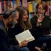 Nada Malanima presenta in libreria 'Leonida', il suo nuovo romanzo pubblicato da Atlantide, con Simone Caltabellota. Empoli, 7 Ottobre 2016.
