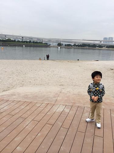 お台場とらちゃん 2014/10