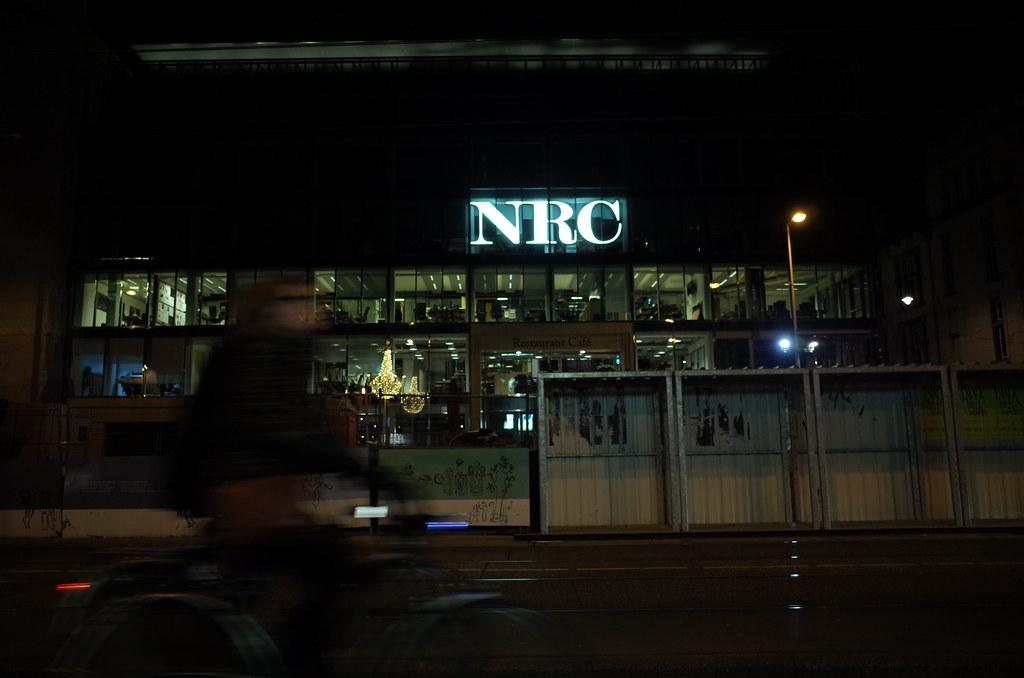 NRC by night