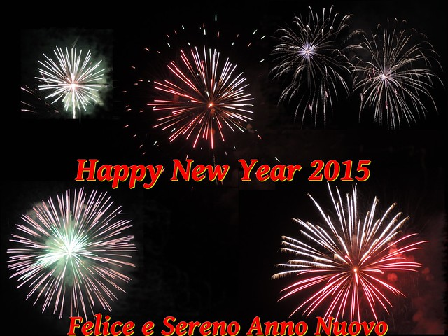 Happy New Year - Buon Anno - Feliz Ano Novo - Bonne Année - feliz Año Nuevo - с Новым годом - 新年好 - 明けましておめでとうございます - سنة جديدة سعيدة