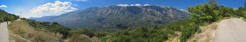 autostitch panorama mountains hellas panoramic greece ori ελλάδα όρη ήπειροσ thesprotika θεσπρωτικά μελιανά