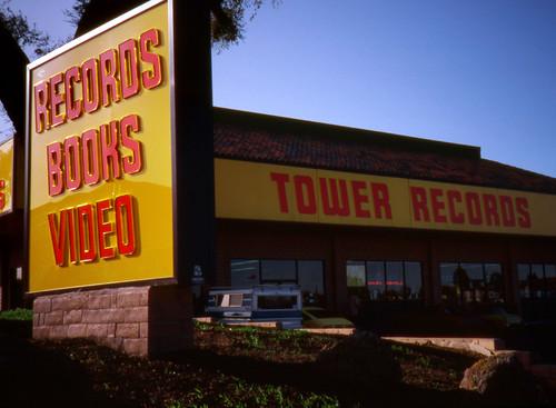 california music records history sacramento towerrecords russsolomon towerrecordsproject