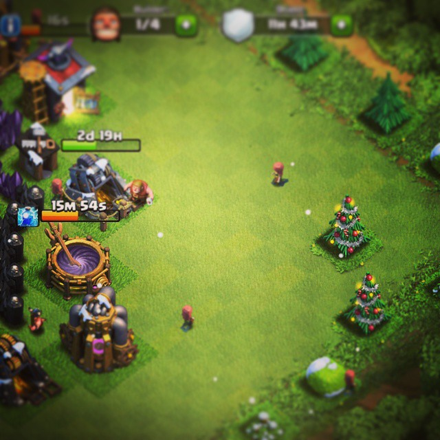 All Coc Christmas Trees.Christmas Trees Gaming Gamer Coc Clashofclans Flickr