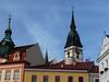 Jindřichův Hradec, náměstí Míru, foto: Petr Nejedlý
