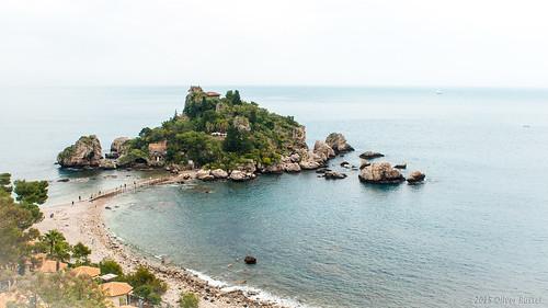italy beach island coast widescreen sicily isolabella oru taormina 169 mediterraneansea 2015