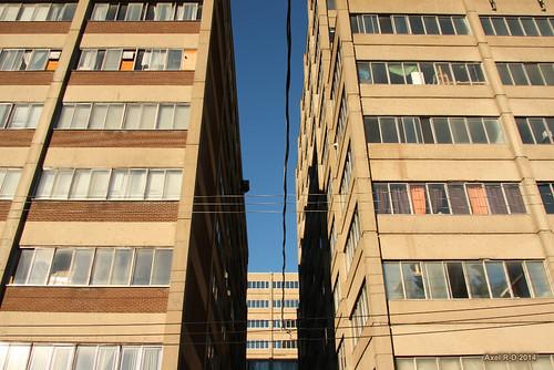 Mile End - Montréal   by -AX-