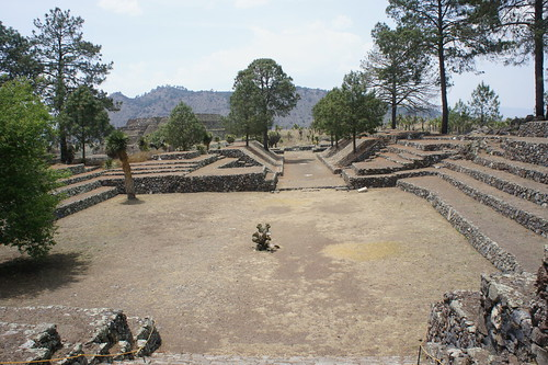 Cantona Archeological Site