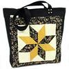 Bolsa Estrela 8 pontas... Você encontra esse projeto no meu site! www.anacosentino.com.br #anacosentino #patchworksemsegredos #megaartesanal #artesanato