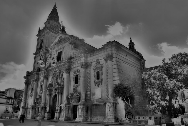 Cattedrale San Giovanni Battista - Ragusa