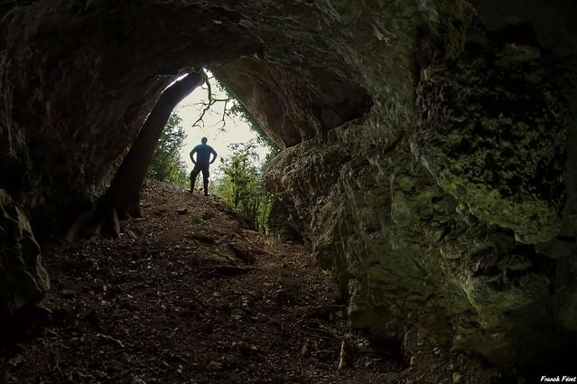 Grotte du Chamois - Rennes Sur Loue