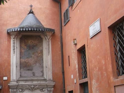 Via della Scala - Rome