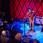 Wed, 05/11/2014 - 7:16pm - Benjamin Booker treats a room of WFUV Marquee Members to a show, 11/5/14. Hosted by Russ Borris. Photo by Gus Philippas