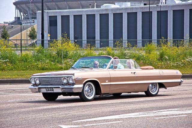 Chevrolet Impala Super Sport Convertible 1963 (0084)