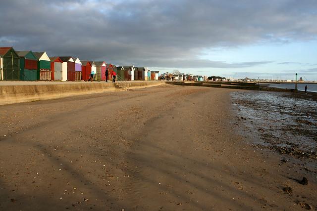 Beach at Hamworthy