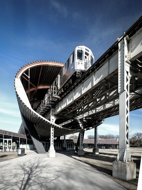 Catching the Train... #koolhaas #oma