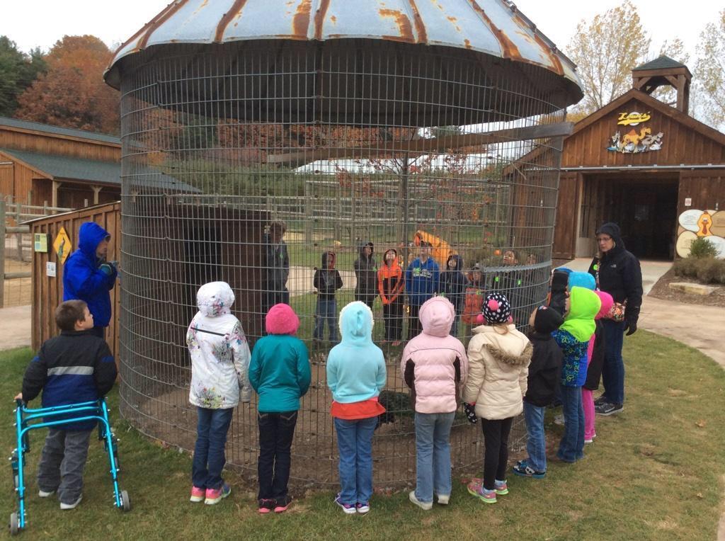 School Tour Animal Tour Lewis Farms Petting Zoo Flickr